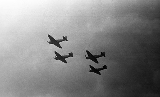 Нестало последнего пилота эскадрильи «Нормандия— Неман»