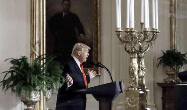 Трамп назвал оставшееся от Обамы наследство бардаком
