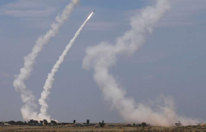 ВИране удачно испытали русский комплекс С-300