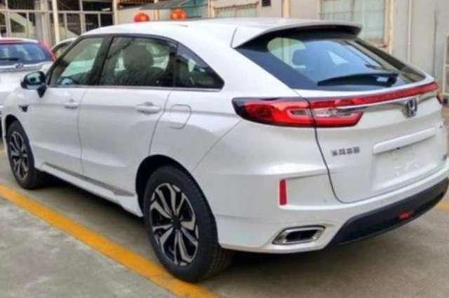Стартовали продажи кросс-купе Honda UR-V на китайском рынке