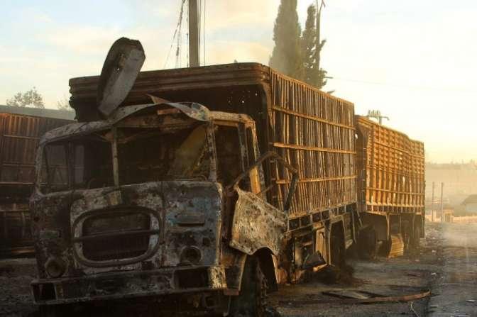 ООН: все стороны конфликта совершали правонарушения под Алеппо