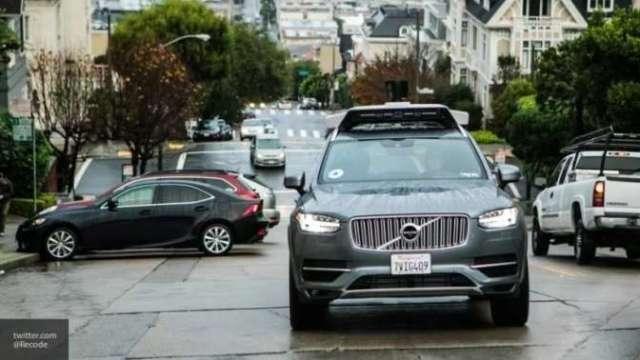 СМИ Приложение Uber собирает данные о властях и полиции