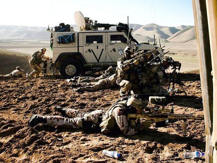 Норвежские ветераны Афганистана борются с психическими проблемами, результаты отчета