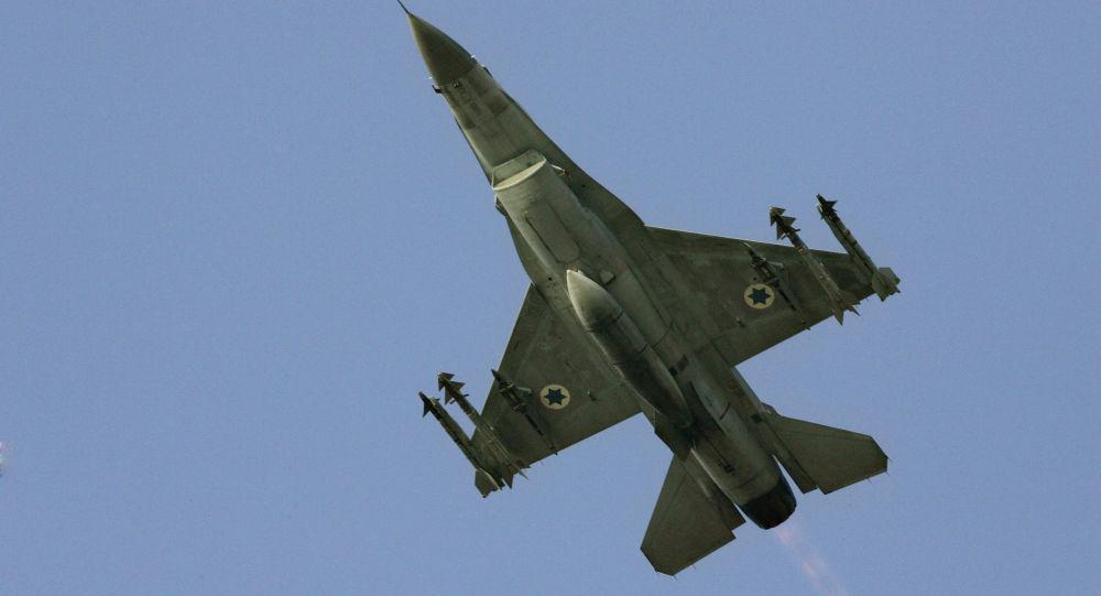 Новые спутниковые снимки показывают предполагаемое место израильского удара в Сирии