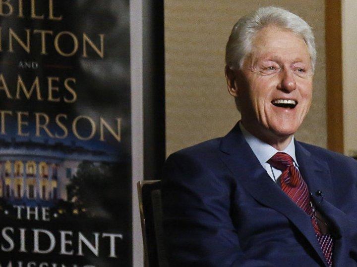 Билл Клинтон признался, что ему снятся кошмары после ухода из офиса о том, «что еще может пойти не так» в США