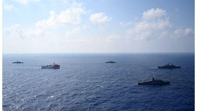 Турция объявляет о учениях ВМФ в Эгейском море в качестве ответной меры против Греции