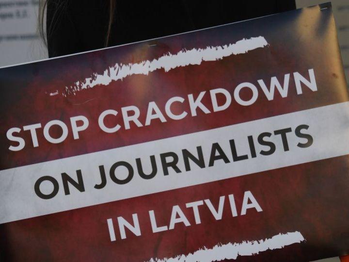 УВКПЧ подало жалобу на подавление латвийских СМИ «соответствующих» механизмов