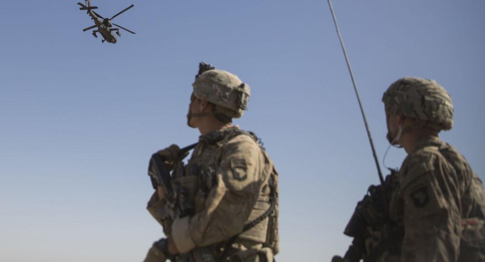 Военные США уже начали операции «за горизонтом» в условиях вывода войск из Афганистана, говорит Остин