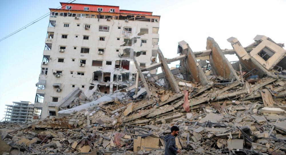 ЦАХАЛ заявляет, что взрывы в Газе не являются результатом боевых действий Израиля