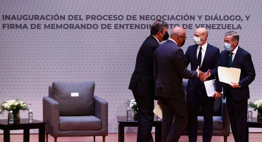 Национальное собрание Венесуэлы одобрило меморандум, подписанный властями и оппозицией