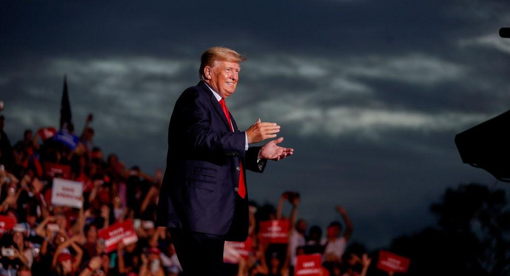 Опрос показывает, что сегодня победит Трамп, поскольку избиратели говорят, что Байден больше виноват в Афганистане