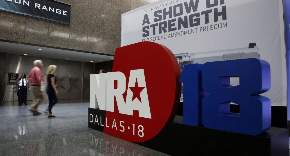 Пользователи сети ответили ответным ударом после того, как NRA отменило ежегодное собрание в Техасе из-за опасений по поводу COVID