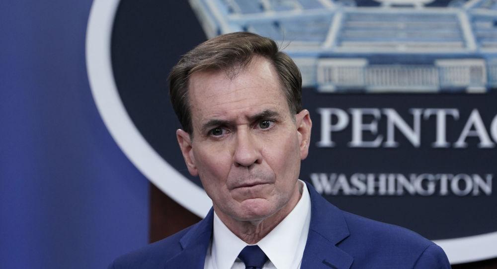 Представитель Пентагона проинформировал СМИ о взрывах в аэропорту Кабула