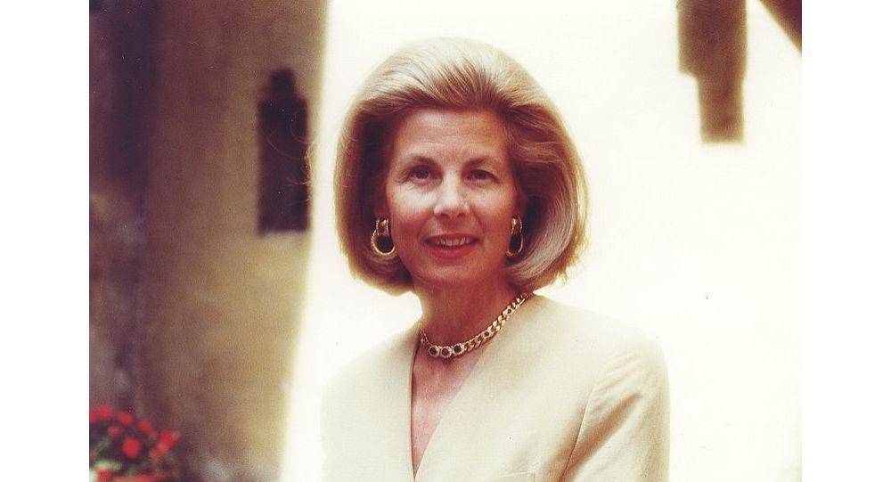 Принцесса Лихтенштейна умерла в возрасте 81 года вскоре после инсульта — Княжеский дом