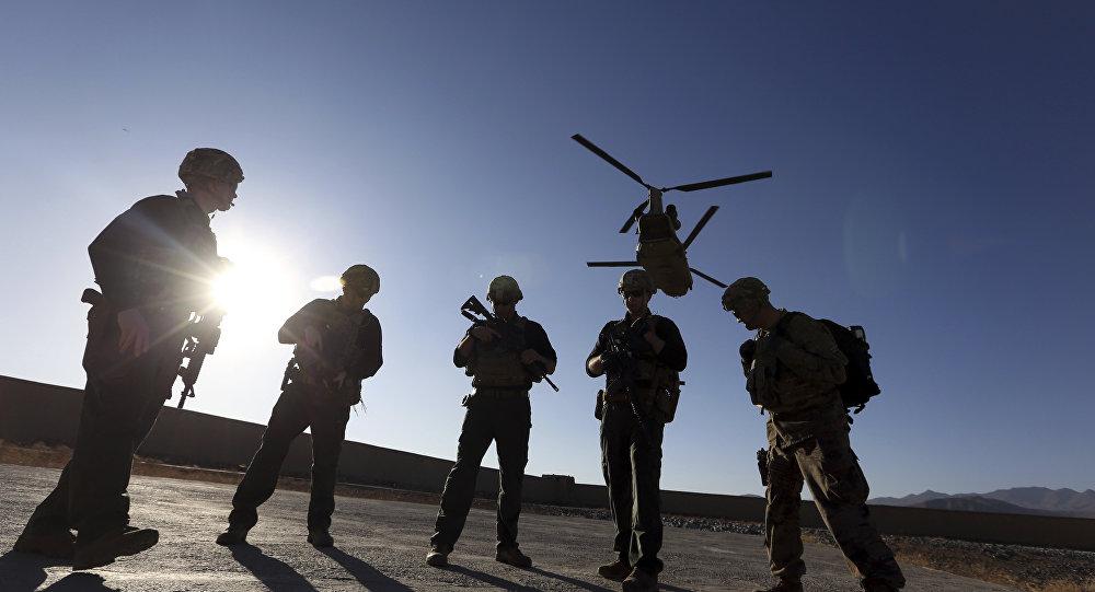 «Выход США из Афганистана может создать новые« рассадники »терроризма», — предупреждает министр обороны Великобритании