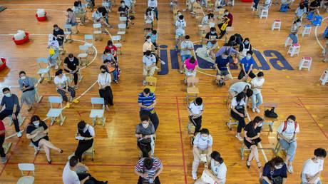 91% молодежи Китая в возрасте от 12 до 17 лет полностью вакцинированы от Covid — государственные СМИ