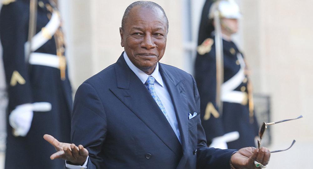 Глава внешней политики ЕС осуждает захват власти в Гвинее и призывает освободить президента