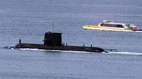 МИД Китая заявил, что Азиатско-Тихоокеанский регион не нуждается в «подводных лодках и порохе» из пакта AUKUS