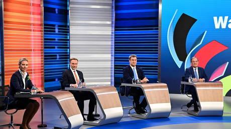 Немецкий общественный телеканал приносит извинения за показ предполагаемых результатов выборов за 2 дня ДО начала голосования