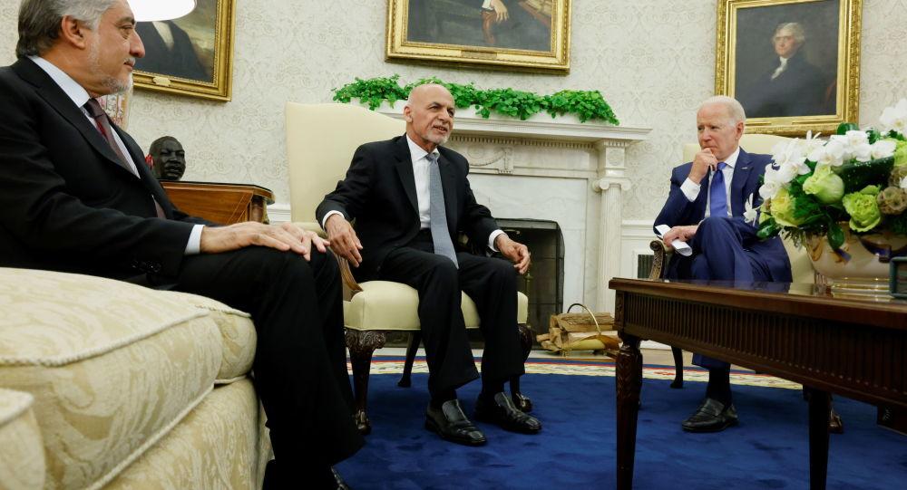 Отчет: Байден посоветовал Гани изобразить борьбу против Талибана как успешную, «правда это или нет»