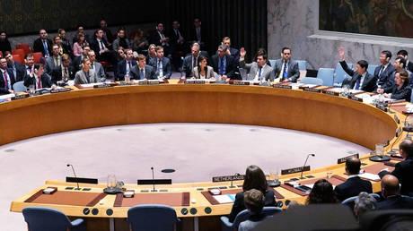Париж опровергает сообщения британских СМИ о том, что он может отказаться от своего места в Совете безопасности ООН