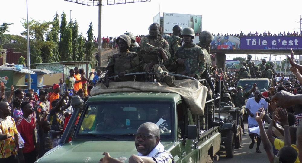 После переворота безопасность граждан Гвинеи будет обеспечена, заявляют повстанцы
