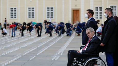 Президент Чехии Милош Земан госпитализирован, состояние неизвестно