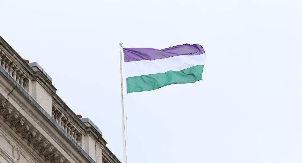 Шотландская суфражистка в суде за «трансфобную угрозу» привязки суфражистки к дереву