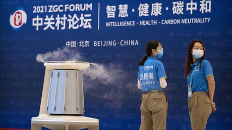 Си Цзиньпин призывает мир ОТКРЫТЬСЯ для научно-технического партнерства с Китаем