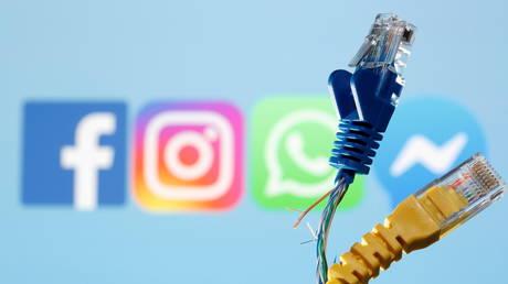 Не снова ?!  Facebook, Instagram, Facebook Messenger и WhatsApp отключены во второй раз за неделю