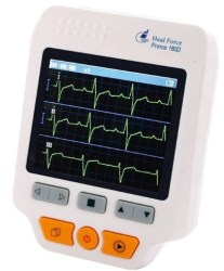 Heal Force 180D EKG portable monitor