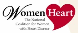 National Coalition of Women with Heart Disease logo