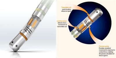 BisenseWebster Smart Catheter illustrations