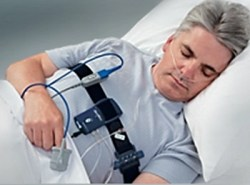 "Philips Respironics ""Alice NightOne Sleep Apnea in-home test at A-Fib.com"
