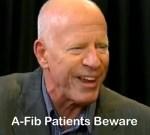 Steve Ryan video at A-Fib.com