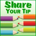 Share your tip at A-Fib.com