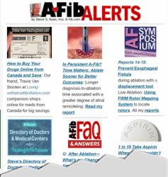 Click image for sample newsletter
