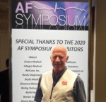 Steve Ryan at 2020 AF Symposium in Washington DC in January.