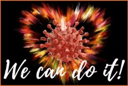 COVID-19: We Can Do It