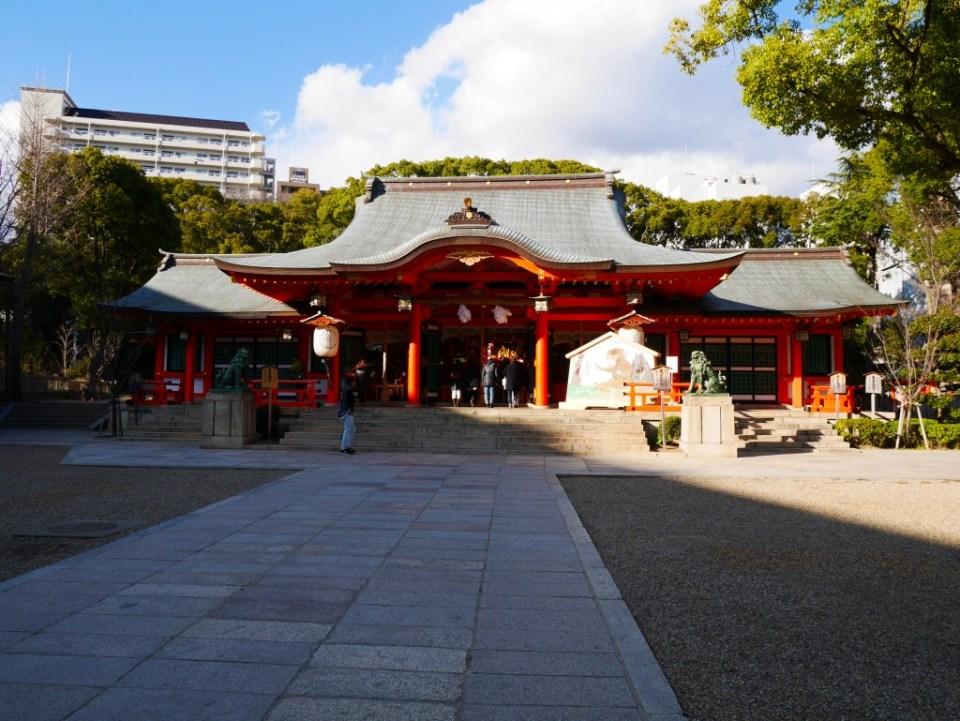 Sanctuaire d'Ikuta