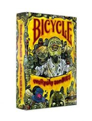 Kártyák Bicycle – Everyday Zombie kártya