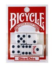 Kártyák Bicycle – Kocka szett, 5 db