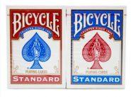 Kártyák Bicycle – Rider Back Standard Index kártya, dupla