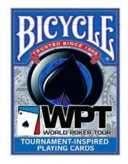 Kártyák Bicycle – WPT kártya