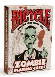 Kártyák Bicycle – Zombie pókerkártya