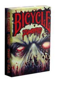 Kártyák Bicycle – Zombified póker kártya