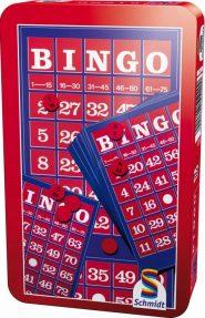 Fejlesztő játékok Bingo – Fémdobozos