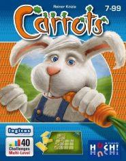 Társasjáték Carrots
