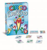 Társasjáték Circo Delfino