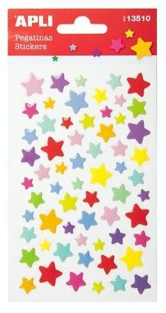 Egyéb Csillagok – Pufi matrica